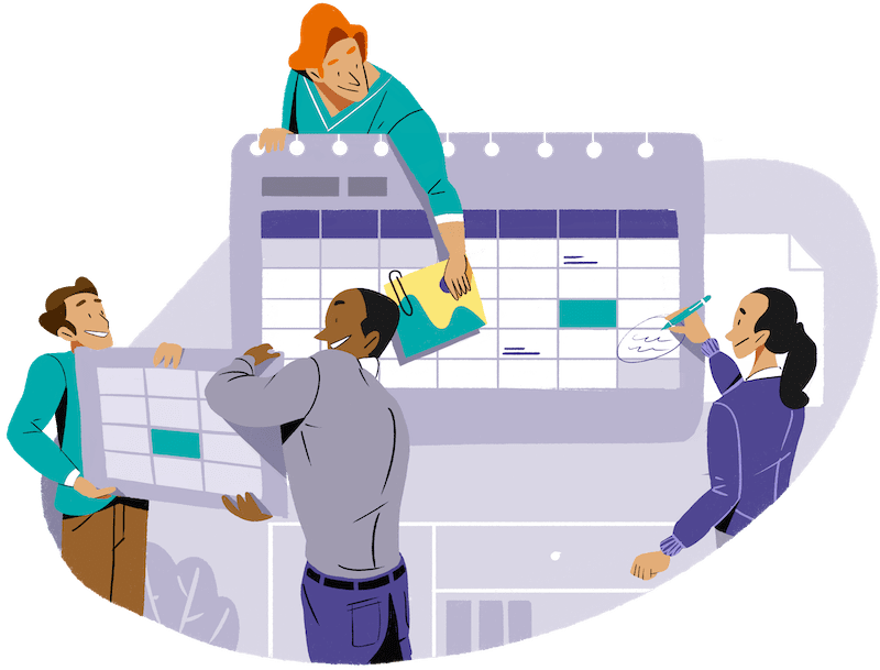 Collaborative Session Scheduling